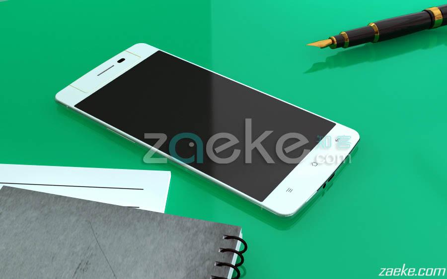'Nieuwe afbeeldingen en specs Oppo N3 uitgelekt'