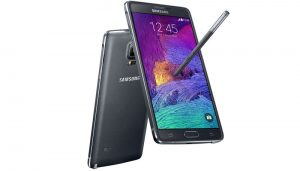Samsung Galaxy Note 4 video