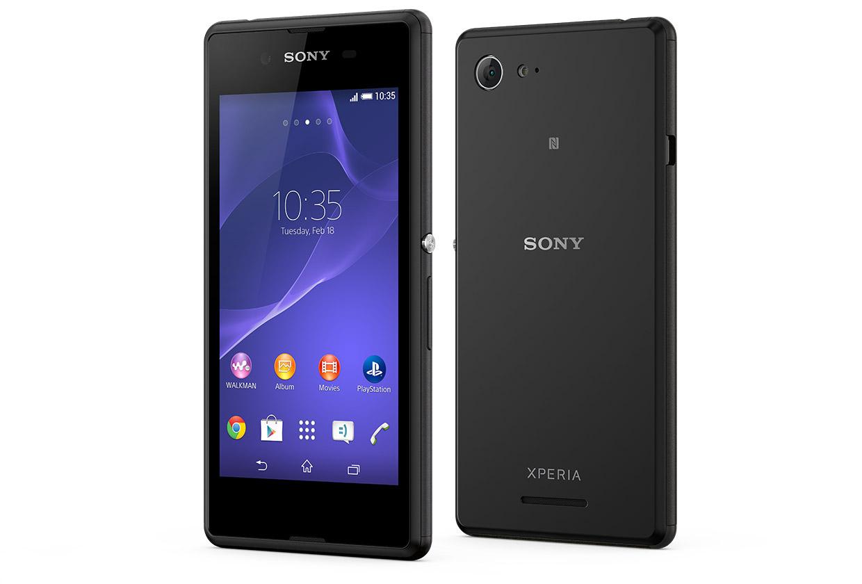 Sony Xperia E3: goedkope 4G-smartphone nu te koop