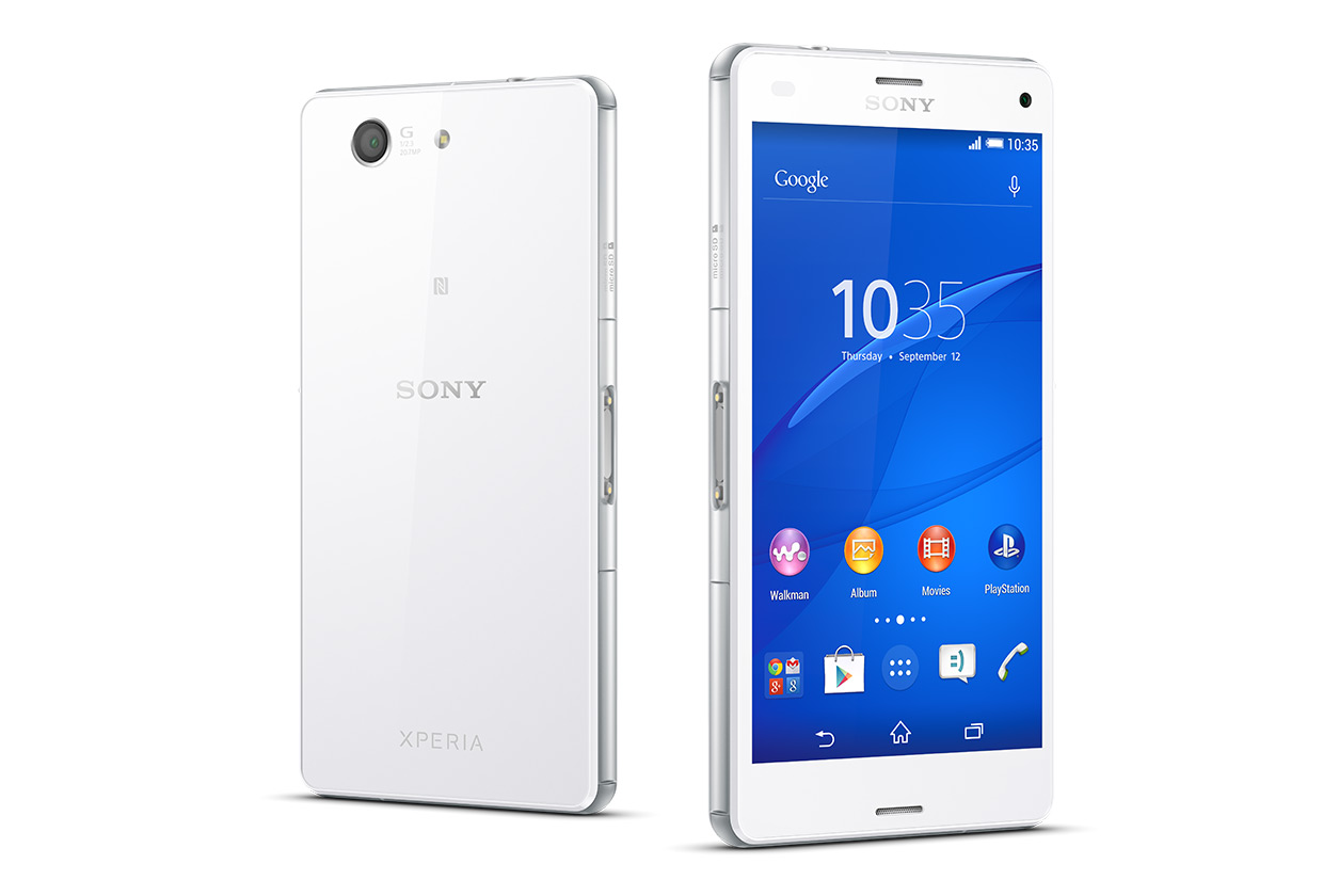 Sony Xperia Z3 Compact Review: topper in compacte behuizing