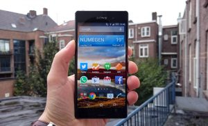 Xperia Z Android 5.0