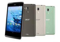 Acer komt met goedkope Liquid Z500, Iconia Tab 10 en Iconia One 8