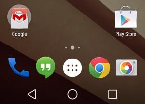 Android L gaat persoonlijke gegevens automatisch versleutelen