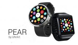 Apple Watch interface