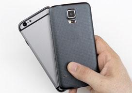 Samsung Galaxy S5 versus iPhone 6: toptoestellen vergeleken