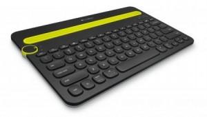 Logitech introduceert fraai universeel toetsenbord voor pc, tablet en phone