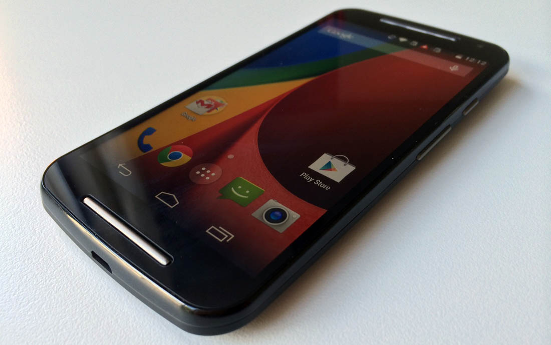 Motorola Moto G (2014) Review: is groter ook beter?