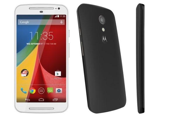 Opfrisbeurt voor Motorola Moto G: groter scherm en betere camera's