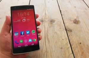 'OnePlus komt met kleinere variant in 2015'