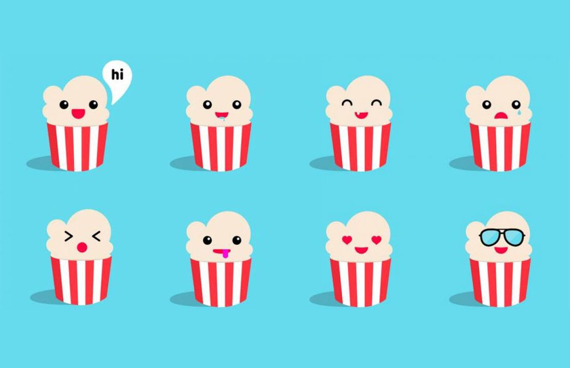 Popcorn Time.io brengt Android-app uit
