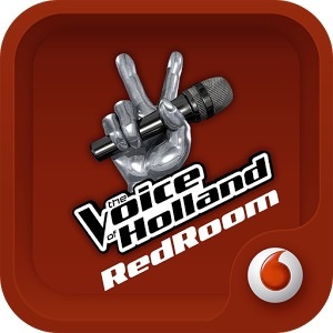 The Voice of Holland RedRoom Android-app: alle muziek uit de uitzending luisteren