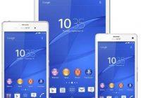 Sony Xperia Z3 en Xperia Z3 Compact nu verkrijgbaar, check de beste deals