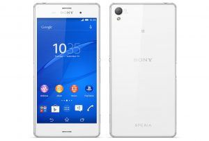 Xperia Z3 Compact Android 5.0