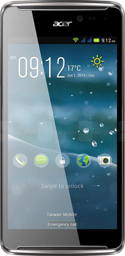 Acer Liquid E600: goedkoop 4G-toestel deze week verkrijgbaar