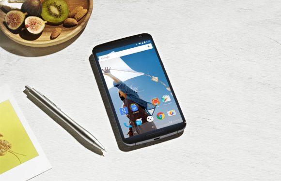 Nexus 6 nu te koop, morgen in huis