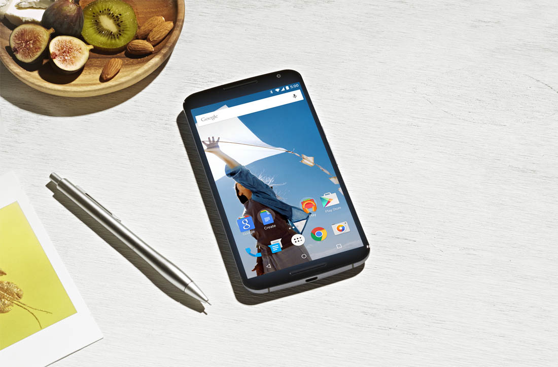 'Nederlandse Nexus 6 release in november of december'
