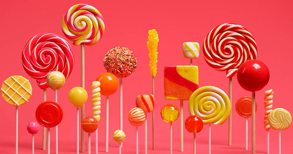 Android 5.0 Lollipop changelog