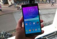 Nieuwe Galaxy Note 4 video's prijzen S-Pen en camera