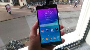 Nieuwe Galaxy Note 4 video's prijzen S-Pen en camera