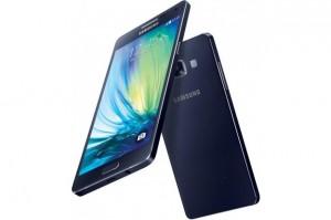 Samsung presenteert metalen en ultradunne Galaxy A5 en Galaxy A3