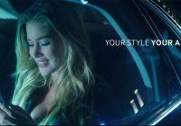 Video: Doutzen Kroes gaat los met de Galaxy Alpha