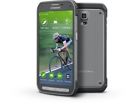 'Stevige Galaxy S5 Active medio november naar Nederland'
