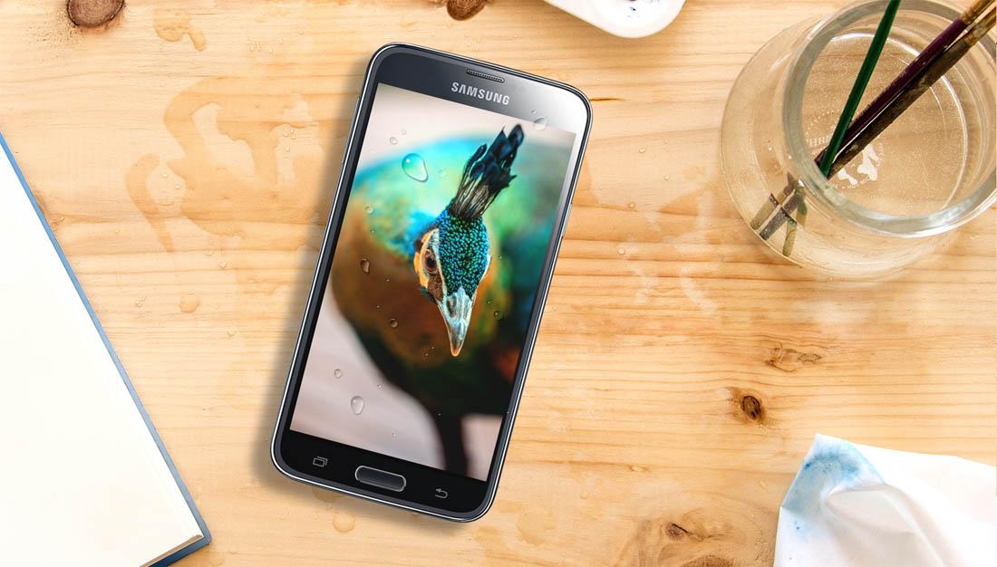 Galaxy S5 Plus officieel: verbeterde versie van normale Galaxy S5 – update