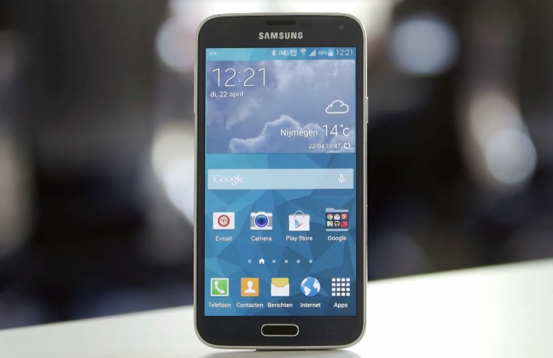 Samsung start uitrol Android 6.0-update voor Galaxy S5 Plus