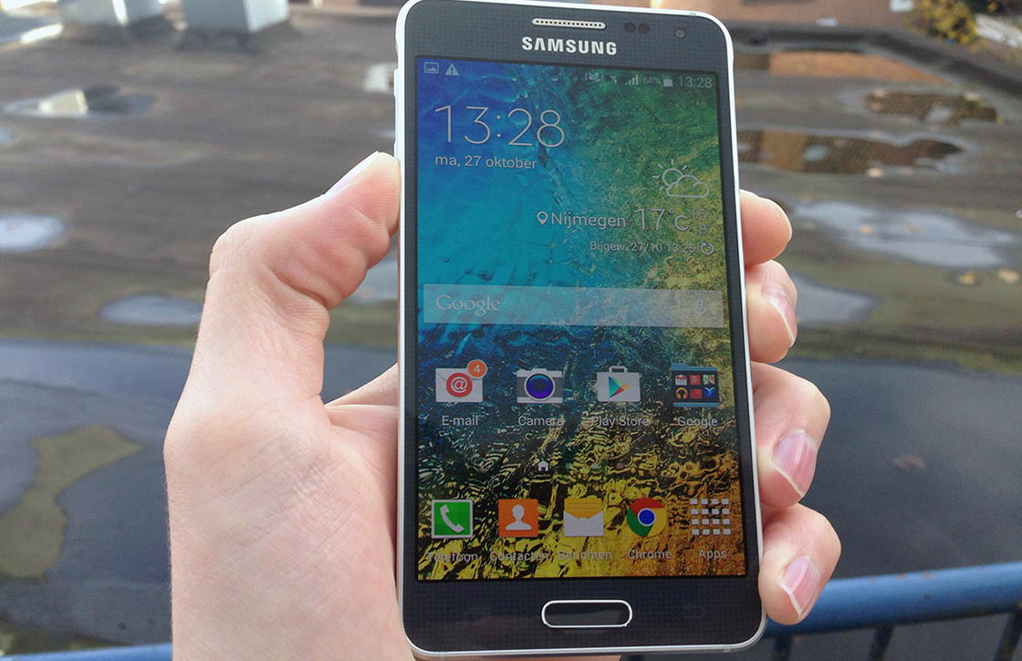 Galaxy Alpha review