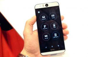 HTC Desire Eye Experience