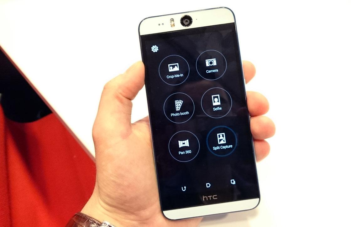 Diverse HTC-toestellen krijgen meer camerafuncties