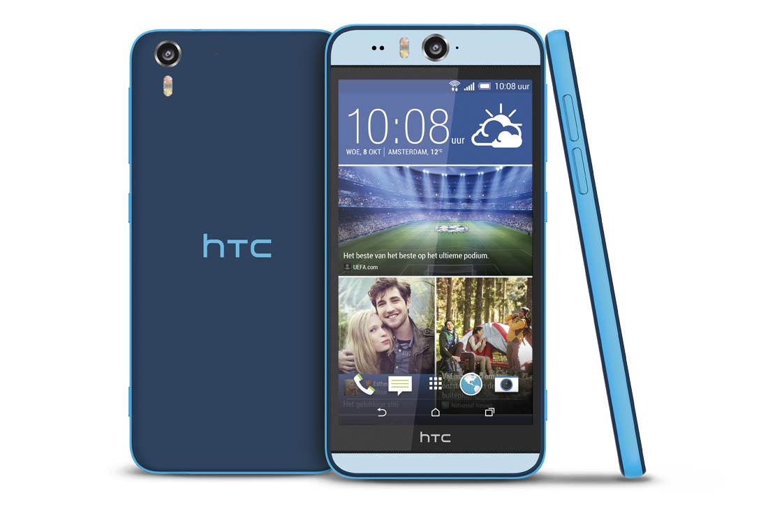 HTC Desire Eye officieel: selfiesmartphone met high-end specs
