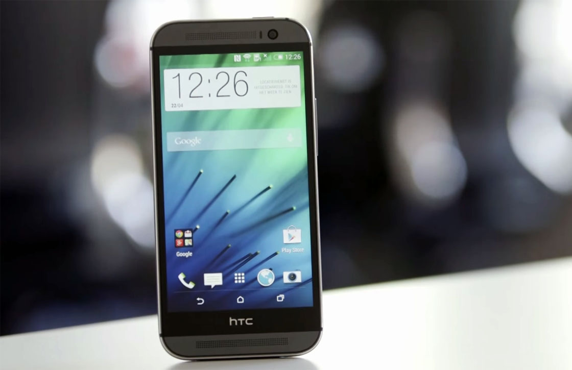 HTC One M8 videoreview: top uitstraling én prestaties