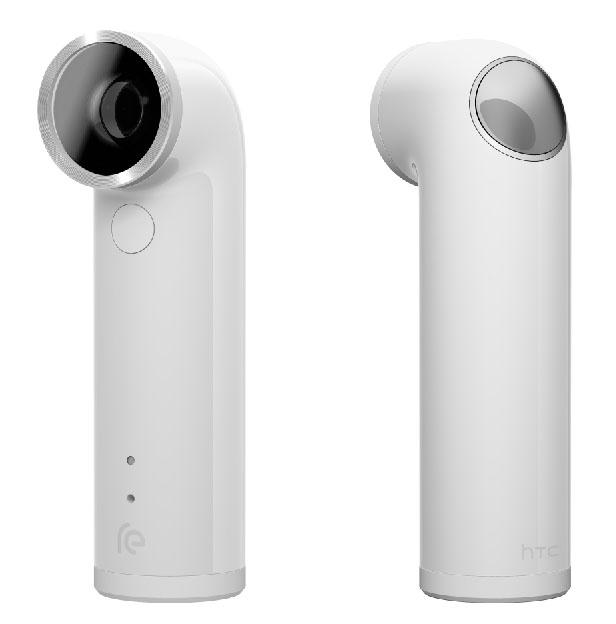 HTC RE onthuld: periscoopvormige camera werkt samen met Android-app