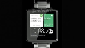 HTC bevestigt vertraging smartwatch, komt in 2015