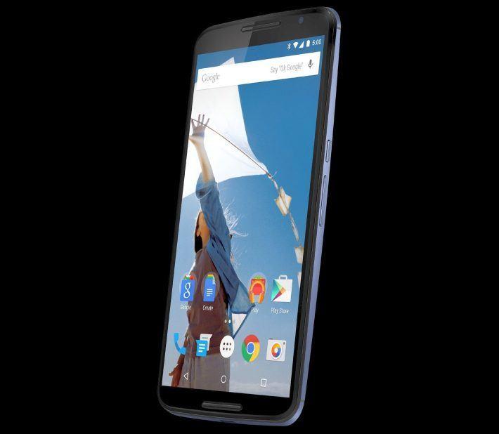 'Persrender toont Nexus 6 met Android L'