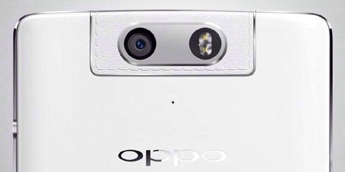Oppo N3 aangekondigd: high-end met automatisch draaibare camera
