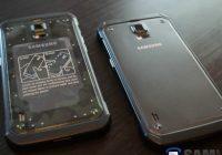 Stevige Galaxy S5 Active op weg naar Europa voor 629 euro