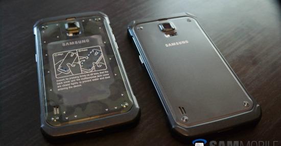 Galaxy S5 Active specs