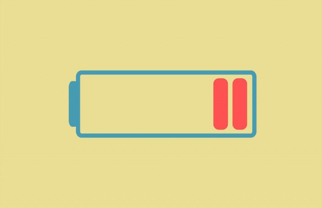 android-batterij