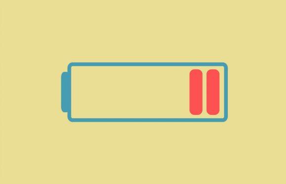 Nieuwe lithium-accu gaat twee keer zo lang mee