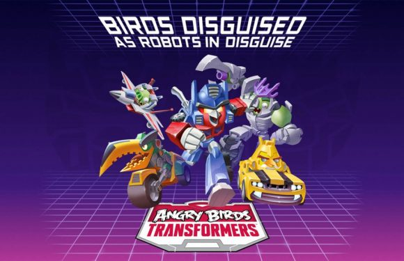 Angry Birds Transformers nu te downloaden in Google Play