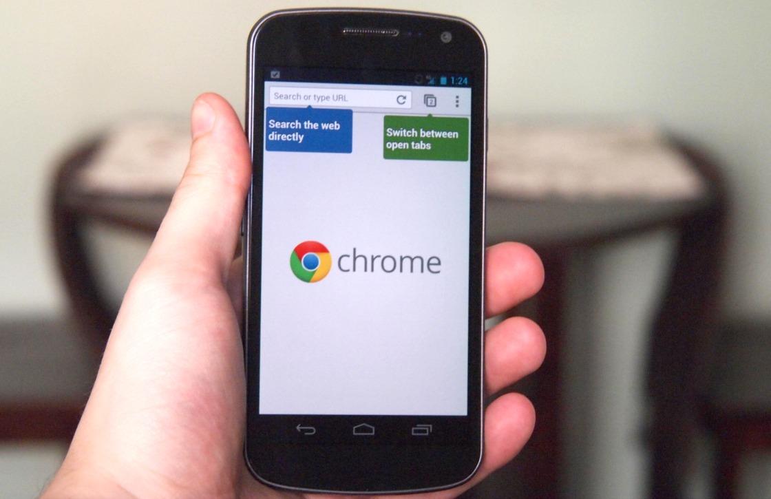 In 4 stappen webpagina's vanaf je desktop naar je Android sturen