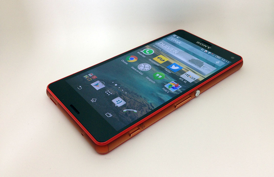 Xperia Z3 Compact review