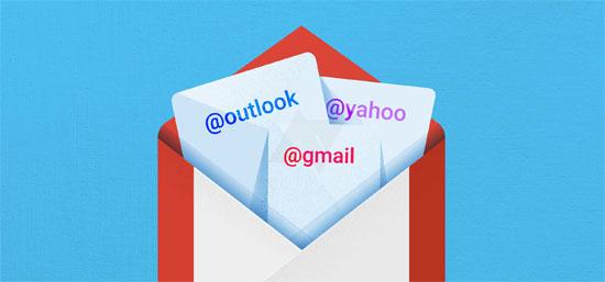Gmail 5.0 brengt fraai design en ondersteuning voor meerdere e-mailaccounts