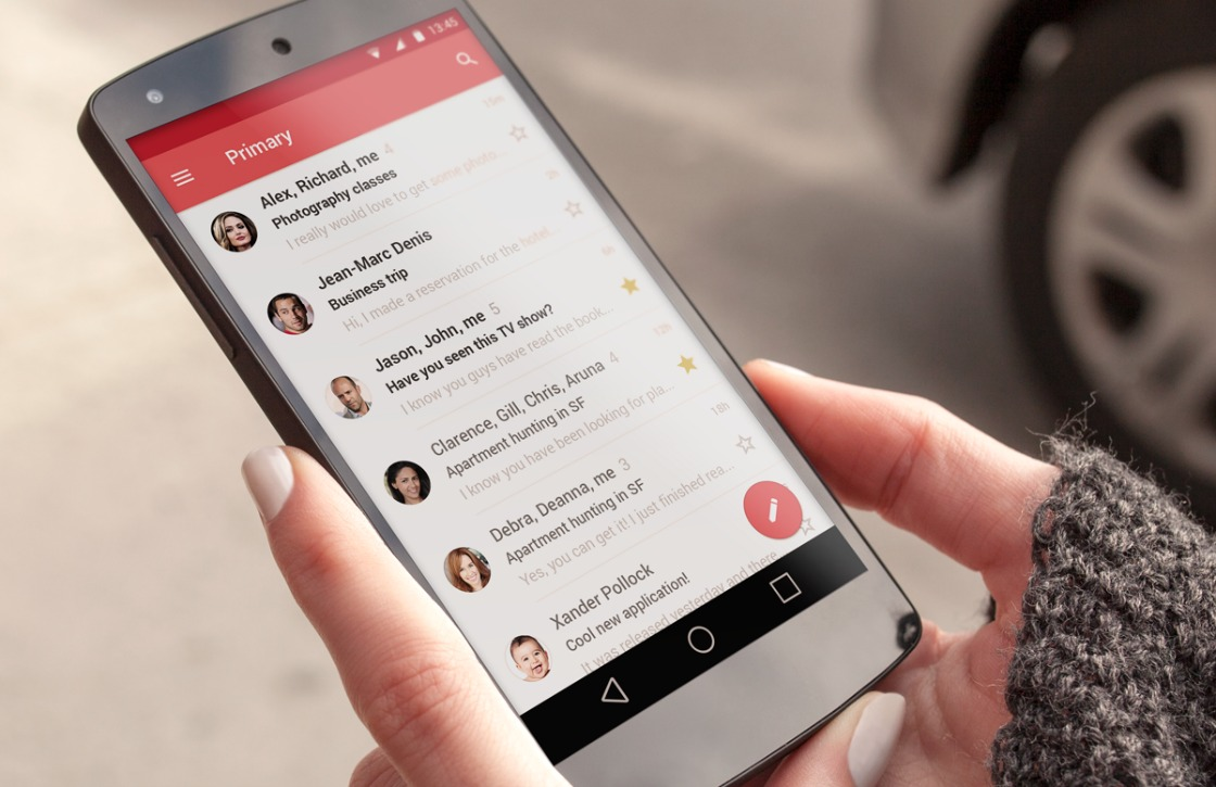 In 3 stappen sneller Gmail-berichten beantwoorden op je Android
