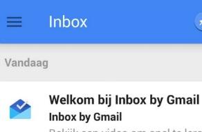 Inbox by Gmail hands-on: aan de slag met de toekomst van Gmail