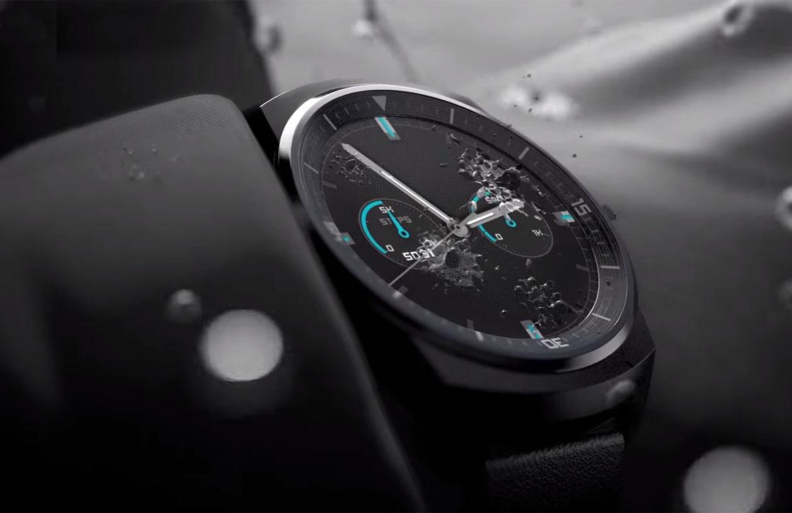 Filmpje toont mogelijkheden LG G Watch R