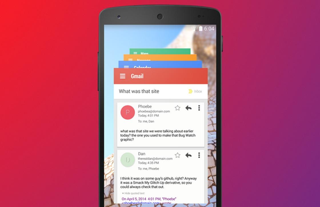 In 5 stappen apps afsluiten met het multitask-overzicht van Android