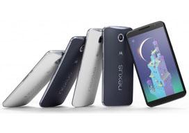 Nexus 6 officieel: grote 6 inch-smartphone met snelle specs voor 649 dollar